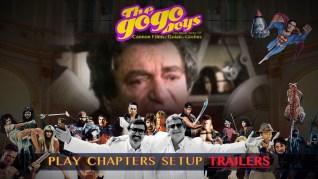The Go-Go Boys Blu-ray Menu