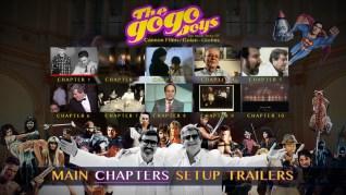 The Go-Go Boys Blu-ray Scenes Menu