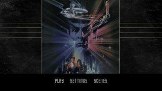 Star Trek III: The Search for Spock 4K UHD Menu