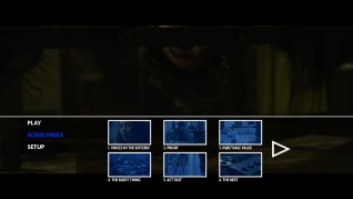 Terrified Blu-ray Scenes Menu