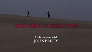 Tough Guys Don't Dance John Bailey interview