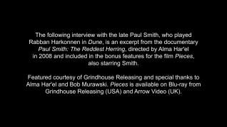 Dune Paul Smith interview