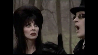 Elvira's Haunted Hills outtakes
