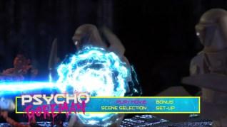 Psycho Goreman Blu-ray Menu