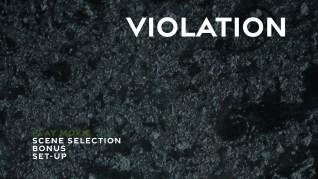 Violation Blu-ray Menu