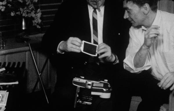 Ted serios luomo Polaroid  Cult Stories
