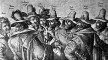 Guy Fawkes Gunpowder Plot