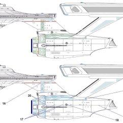 Uss Enterprise Diagram Allen Bradley 2100 Mcc Wiring Diagrams Starship Defiant Elsavadorla