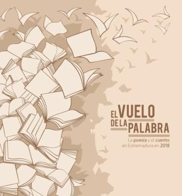 21ª edición del certamen literario «El vuelo de la palabra. La poesía y el cuento en Extremadura 2018»