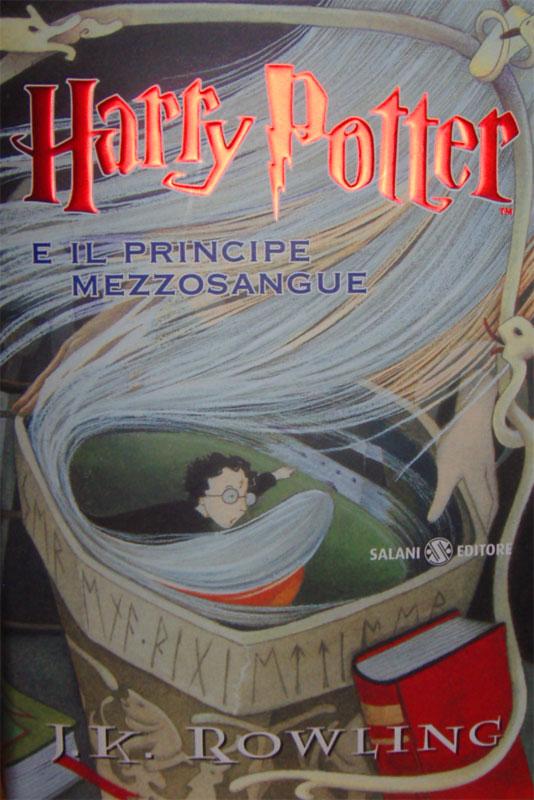 Riassunto e trama di Harry Potter e il Principe Mezzosangue