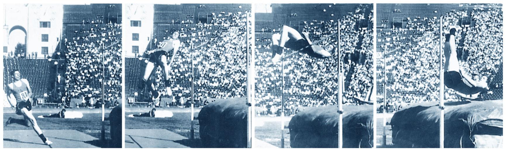 Dick Fosbury e il salto in alto