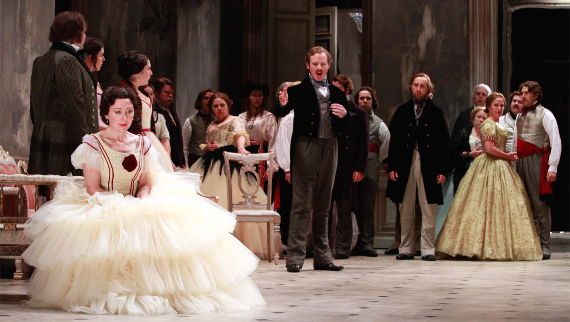 La traviata di Giuseppe Verdi riassunto e storia