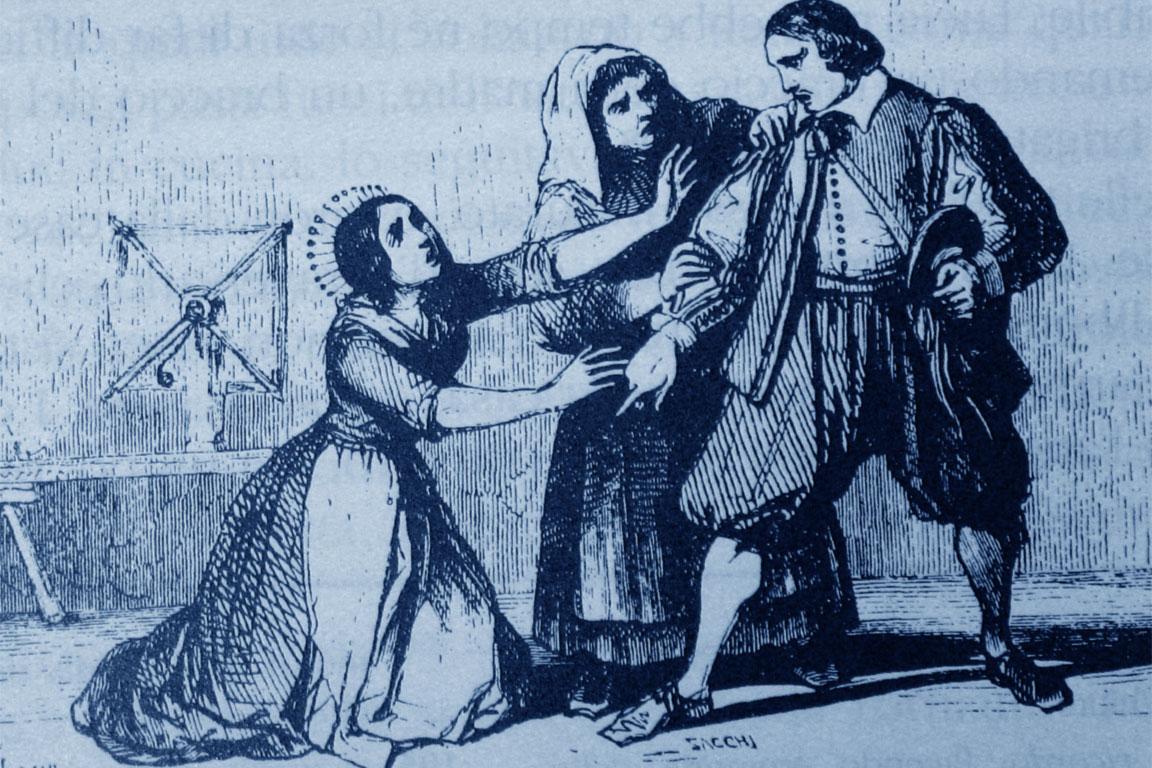 Promessi Sposi riassunto Capitolo 3