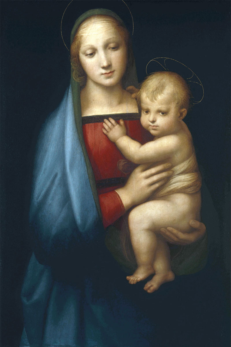Raphael Madonna del Gran Duque