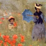 Amapolas Monet: detalles de la imagen