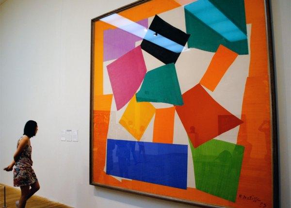 L'escargot Opera Di Henri Matisse Analisi Del Collage