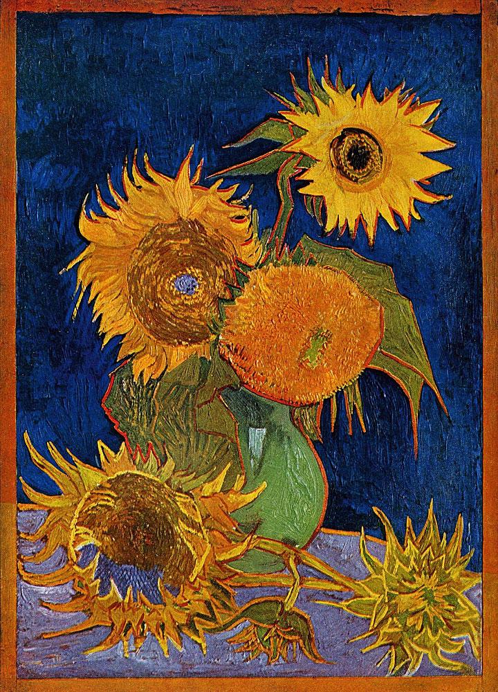 Girasoli  2  Van Gogh