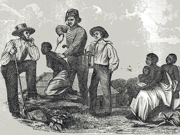 Resultado de imagem para imagens da escravidão