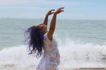 com Silvia Moura, de Fortaleza - CE