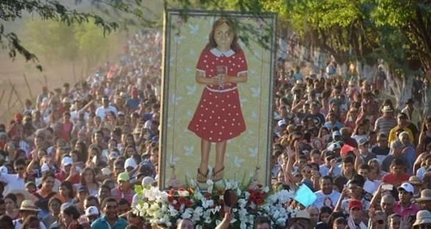 16ª Romaria de Benigna: a primeira após o anúncio da beatificação