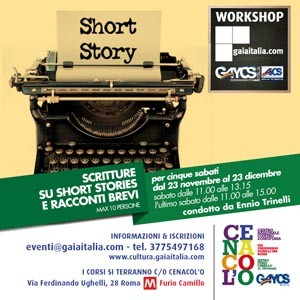 Workshops Gaiaitalia Short Small