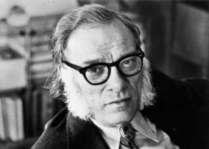 Il 2 gennaio 1920 nasceva Isaac Asimov