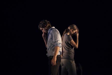 Constellations, di Nick Payne al Teatro Vascello di Roma. Alessandro Paesano c'era