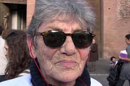 """""""100 di questi giorni"""", il documentario su Edda Billi una delle protagoniste del femminismo italiano."""