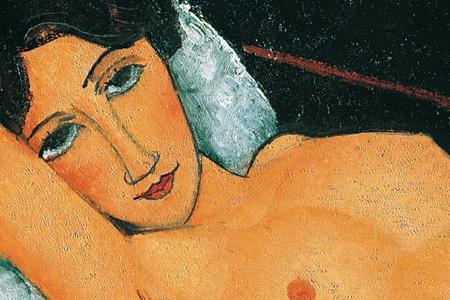 Modigliani dipinti e sculture a Pisa fino al 15 febbraio