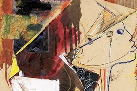 Miles Davis da trombettista a pittore il passo è breve