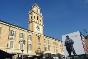 Parma Palazzo del Governatore