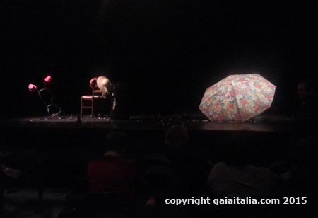 'A Muletta, il debutto dello spettacolo di Pasquale Faraco a Bologna. C'eravamo