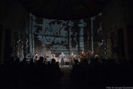Dall'8 al 12 settembre all'Auditorium di Mecenate di Roma F / Invasioni (dal) Futuro *002