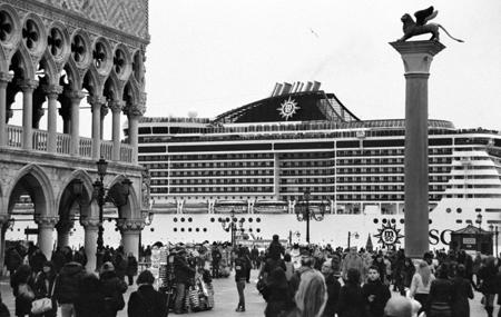 """Mostri a Venezia"": Emilio Campanella c'era"