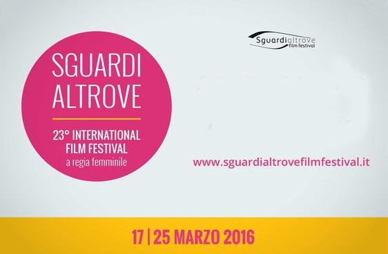 XXIII Sguardi Altrove Film Festival 08 - Logo