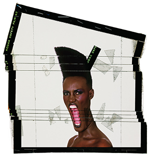 Jean-Paul Goude 02 Grace Jones