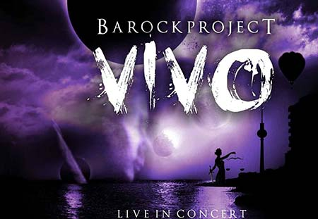 Barock Project Vivo Cover