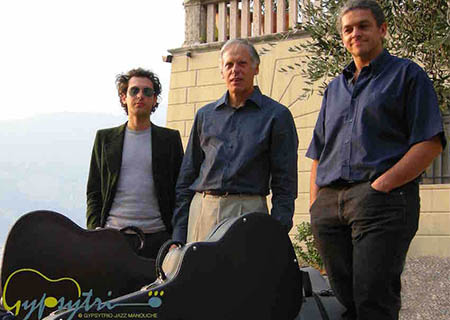 Trentino Jazz 2016 - 00 Gypsy Trio