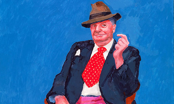 David Hockney Londra 00