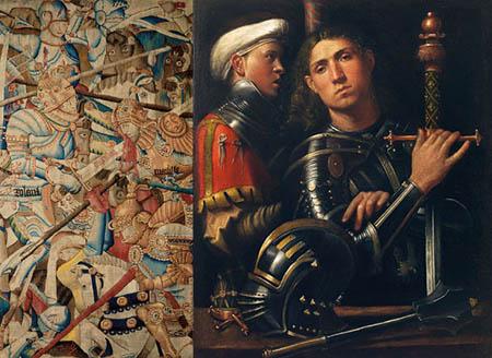 Ludovico Ariosto a Ferrara, bella mostra (e la comunicazione sui prezzi dei cataloghi?)