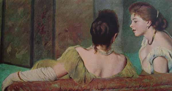 L'Arte vista da Emilio Campanella: l'Impressionismo di Zandomeneghi