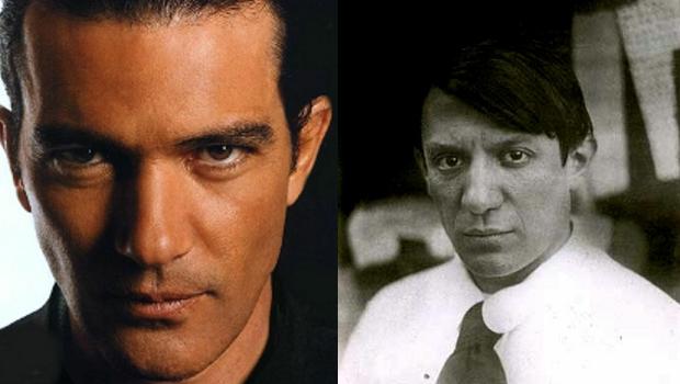"Antonio Banderas sarà Pablo Picasso nella serie ""Genius"""