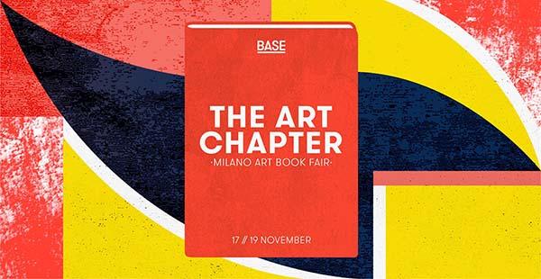 """L'Arte incontra l'editoria nel Libro d'Arte: dal 17 al 19 novembre """"TheArtChapter – Milano Art Book Fair"""""""