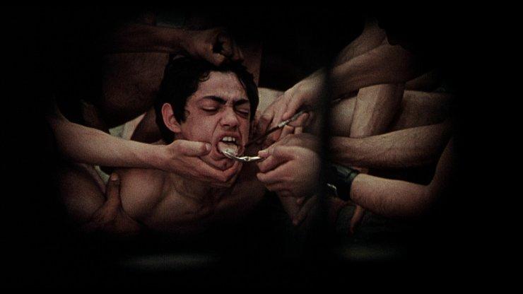 120 days of Sodom (Italy, 1975)