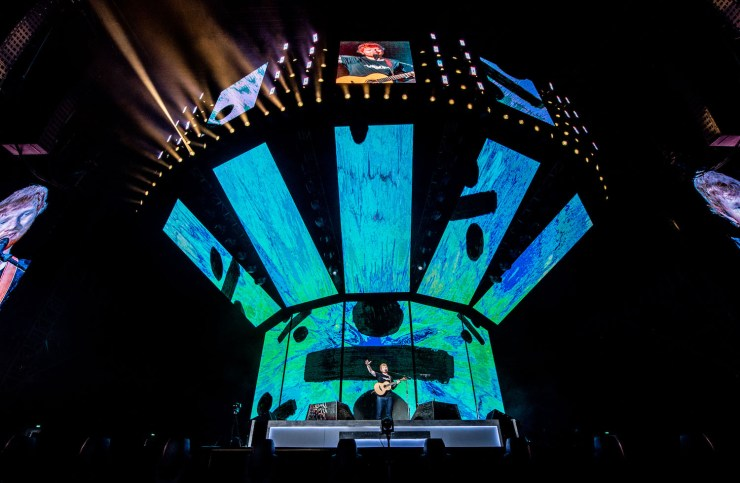 Ed Sheeran Divide World Tour 2019 Jakarta