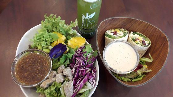 harmony salad bar bogor