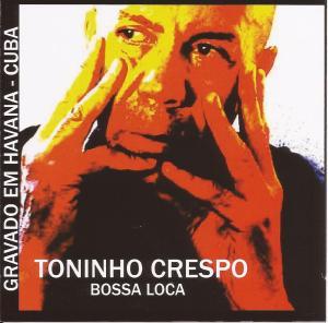 CAPA CD BOSSA LOCA