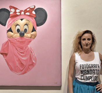 Caro Grillo - Fotógrafa Mandato Cumplido