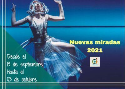 Convocatoria Nuevas Miradas 2021 para artes escénicas