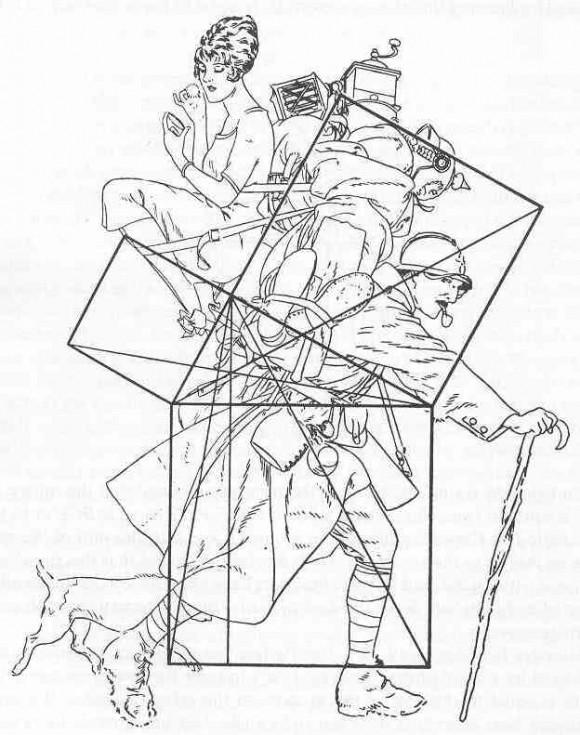 El teorema de Pitágoras en el arte — Cuaderno de Cultura